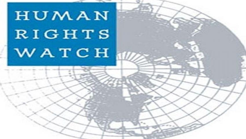 هيومان رايتس تطالب السلطات المصرية بحماية الكنائس