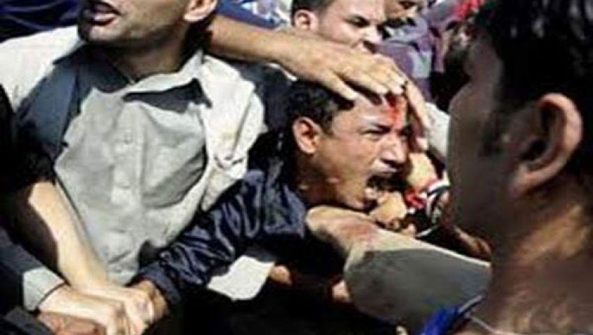اشتباكات بين مؤيدي ومعارضي مرسي بقطور