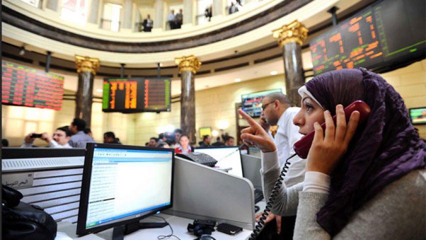 البورصة تخسر 1.4 مليار جنيه