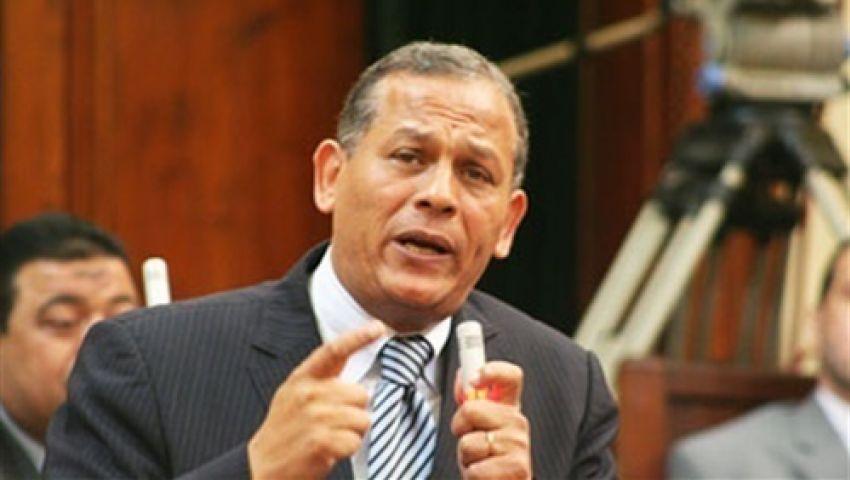 فيديو..السادات: حزين مما حدث بالبرلمان