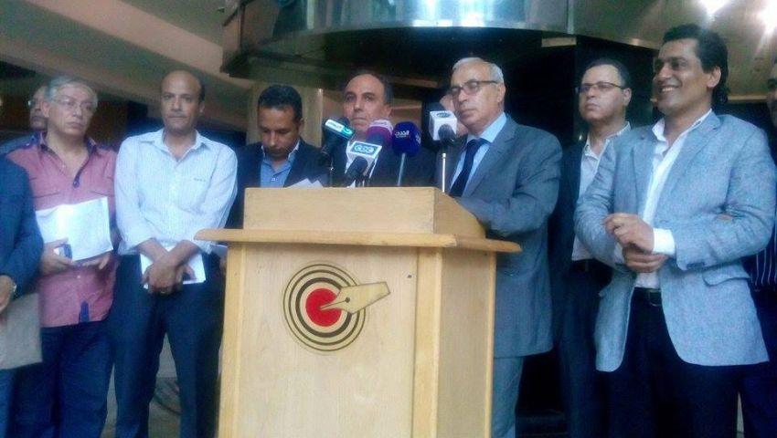 نص اعتراضات المنتخبين بالمؤسسات القومية على مسودة التشريعات الإعلامية