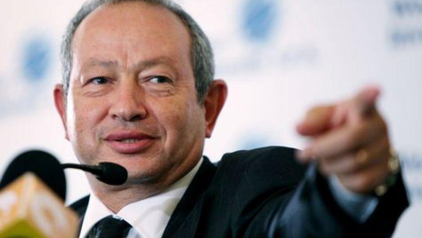 ساويرس: لابد من  وقفة ضد الإرهاب وداعميه بالخارج