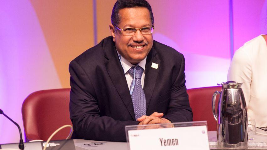 رئيس الحكومة اليمنية: حريصون على وقف إطلاق النار