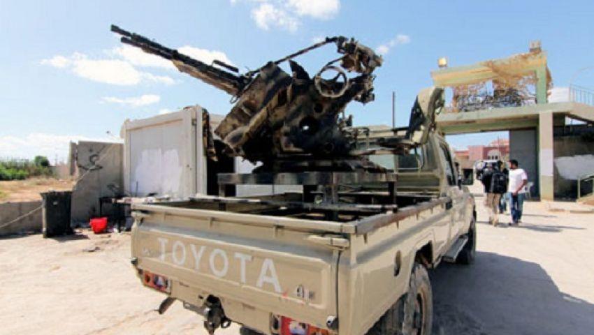 فيديو.. كتائب ليبيا: جنود مصريون أعطونا أدلة إتهام مصر بقصف طرابلس