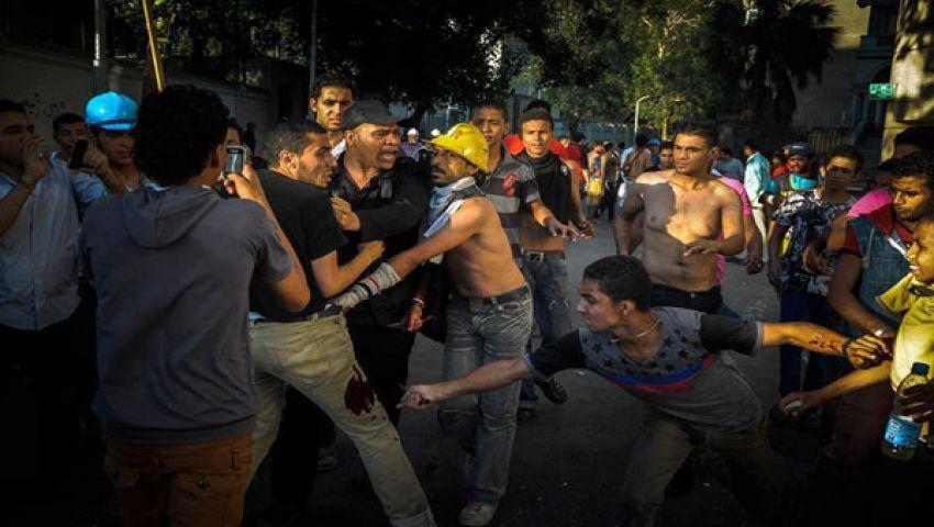 التحالف الوطني: مسيرة السفارة لم تكن تنوي اقتحام التحرير