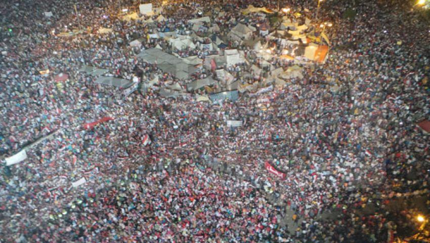 اتحاد الفنانين العرب: 30 يونيو ليست انقلابا عسكريا