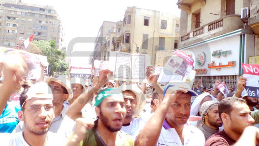 خبير عسكري: اقتربت ساعة الحسم تجاه مؤيدي مرسي