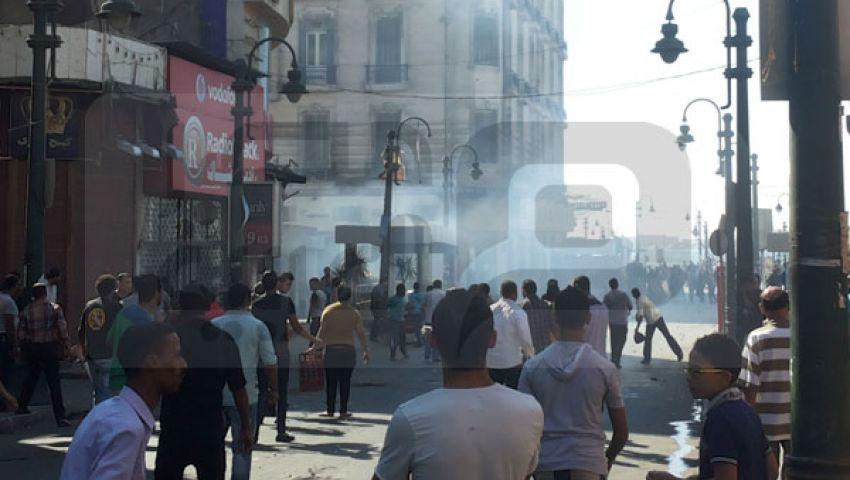ارتفاع ضحايا جمعة الإسكندرية إلى 8 قتلى