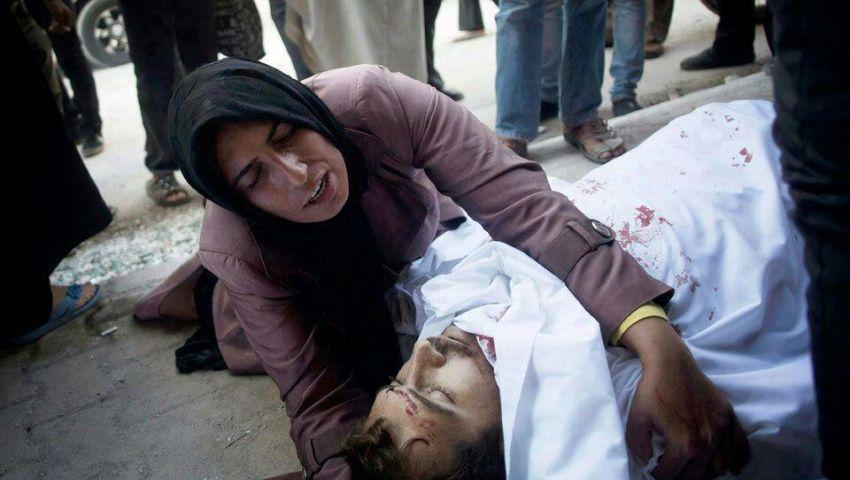أمّ سورية تموت قهرًا على مقتل 6 من أبنائها