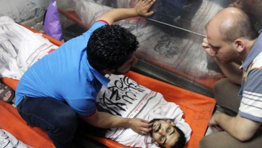 ارتفاع حصيلة العدوان على غزة إلى 2120 شهيدا