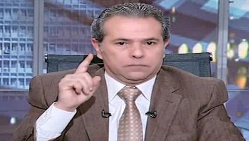 فيديو..توفيق عكاشة تقسيم مصر مؤامرة أساسها توراة عزرا