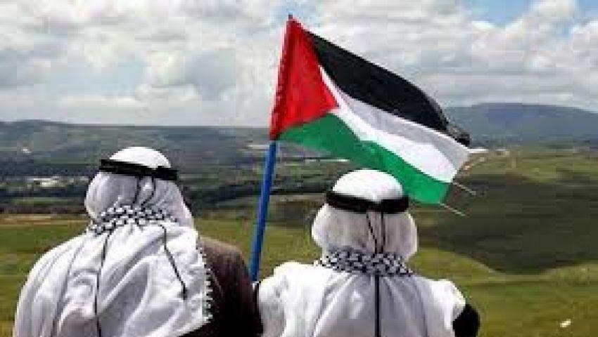 الاحتلال يقمع تظاهرات يوم الأرض وإصابة نواب فلسطينيين