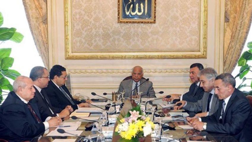 اليوم..الوزراء يجتمع لمناقشة ملفي الأمن والاقتصاد