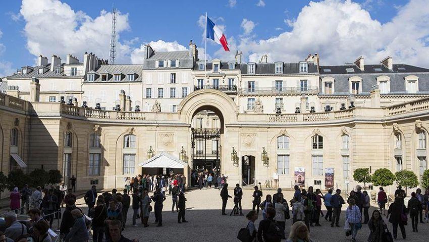 تعزيز الأمن حول قصر الإليزيه بباريس بسبب تهديدات بأعمال إرهابية