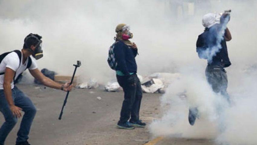 العفو الدولية تنتقد العنف السياسي في فنزويلا