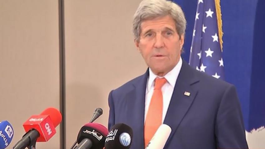 فيديو.. كيري: نعلم خطورة إيران على المنطقة رغم الاتفاق النووي