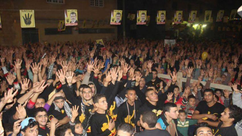 الآلاف في كرداسة يحتشدون في أكبر تجمع منذ رابعة