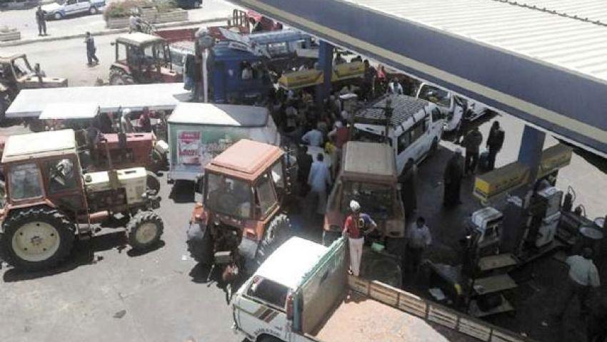 مشاجرة بين قريتين بالشرقية احتجاجًا على إتاوات