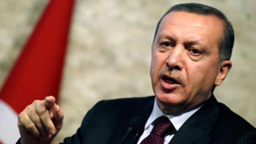 أردوغان : علاقات تركيا مع دول الجوار جيدة باستثناء سوريا