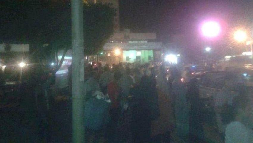 مصرع شخص في اشتباكات بين الشرطة وأهالي قتيل بطنطا