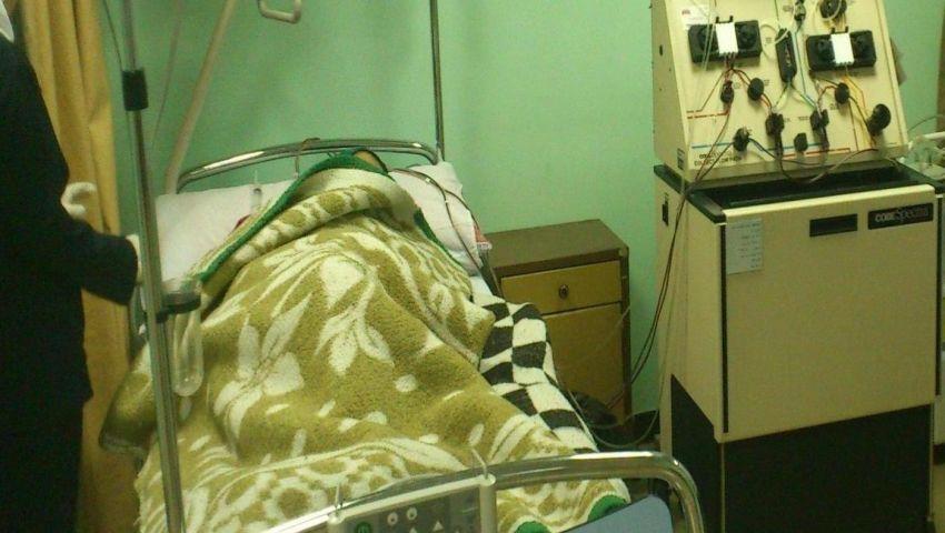 أزمة بين اﻹدرة التعليمية بالمحلة والصحة بسبب مريض