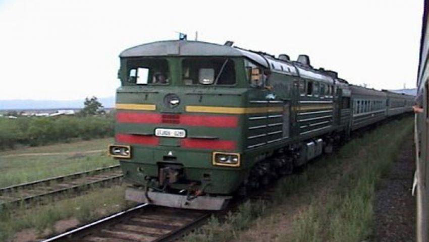 روسيا.. قطار يصل بسلام بدون سائقه