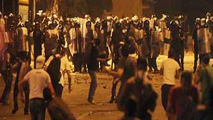 هدوء حذر بين المعتصمين في ميدان النهضة