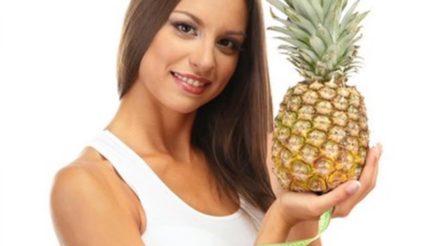 ريجيم الأناناس طريقة سريعة لفقدان الوزن الزائد