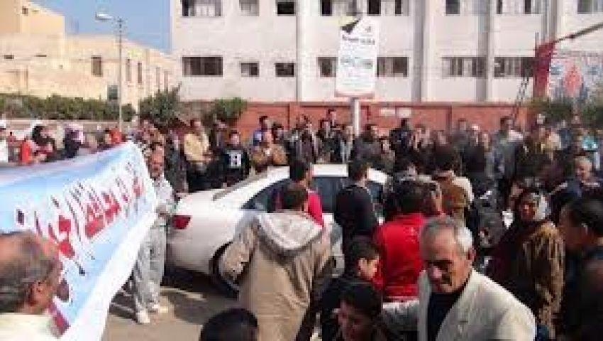 مسيرة لـ 5 قرى بالمنوفية ضد الإخوان