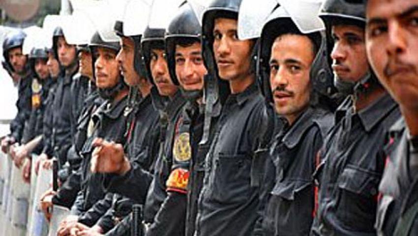 الداخلية: جنود رفح كانوا يستقلون سيارتين ميكروباص
