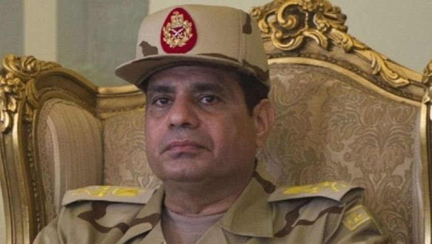 السيسي ونائب رئيس الوزراء البحريني يبحثان تعزيز العلاقات