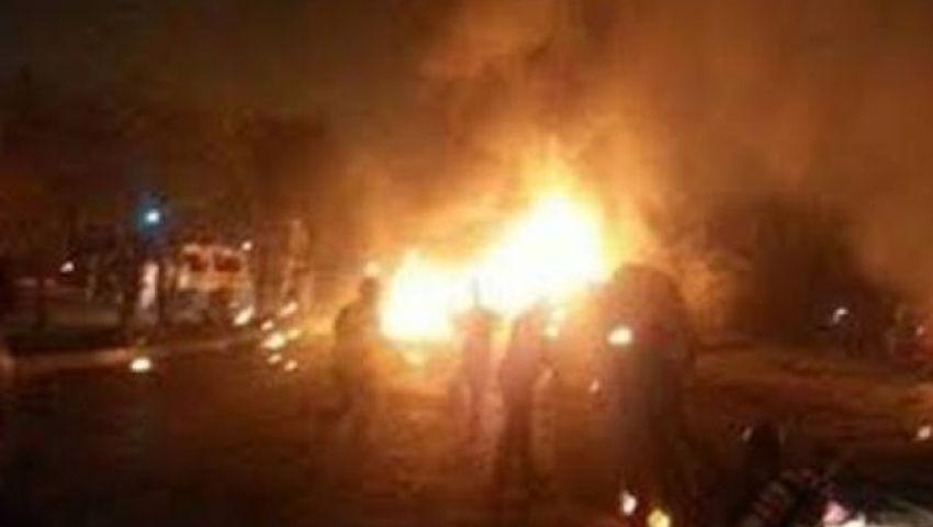النائب العام يأمر بالتحفظ على المواد المستخدمة في حادث اغتيال المستشار زكريا عبد العزيز