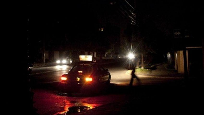 انقطاع الكهرباء والمياه بشكل كامل عن الشيخ زويد ورفح