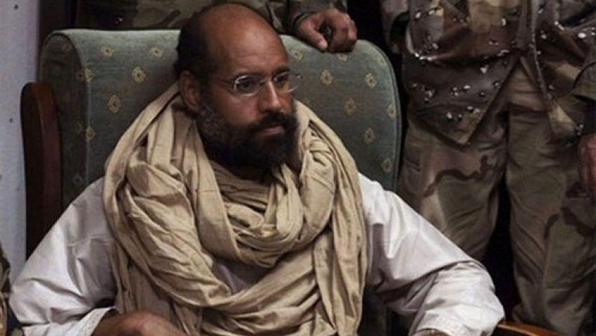 ليبيا تستأنف على قرار تسليم سيف القذافي للجنائية