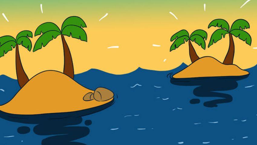 كاريكاتير: تيران وصنافير.. لفة هدايا