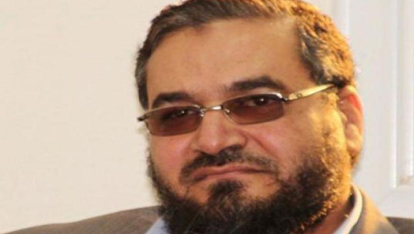 عبد الغني: مبادرة خالد الشريف لا تمثل الجماعة الإسلامية