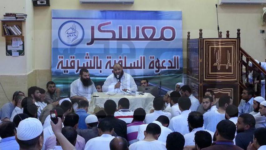 الشحات: أؤيد بقاء مرسى رغم أنه ولي أمر غير شرعي