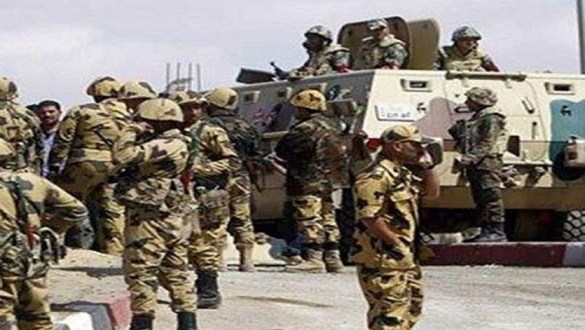 فؤاد علام: الجيش قادر علي إبادة الجماعات الجهادية بسيناء