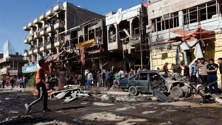 تفجيرات مختلفة توقع 65 قتيلاً وجريحًا بالعراق