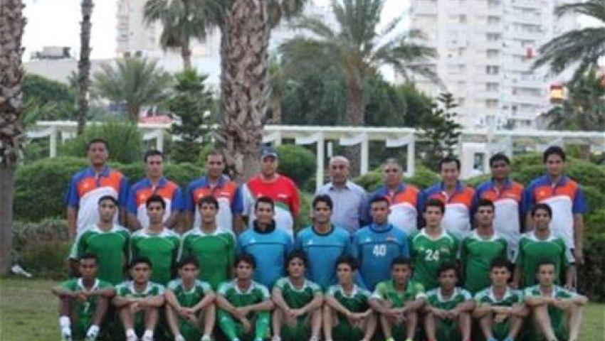 العراق يسعى لمفاجأة إنجلترا في مونديال الشباب