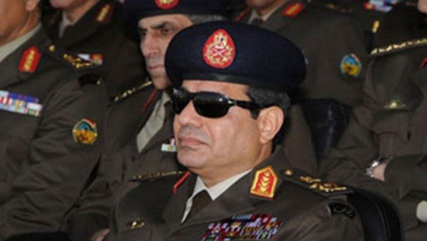 السيسي يصدِّق على قبول دفعة جديدة من المتقدمين للكليات العسكرية