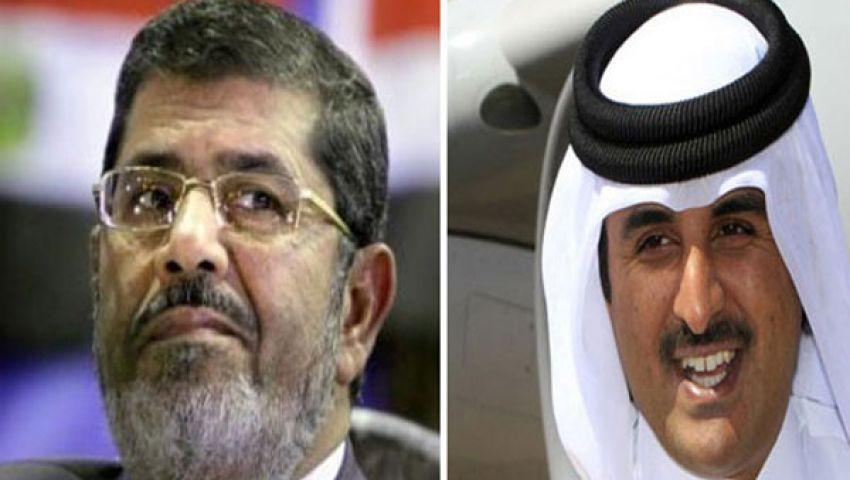 فايننشال تايمز: سقوط مرسي ضربة لقطر