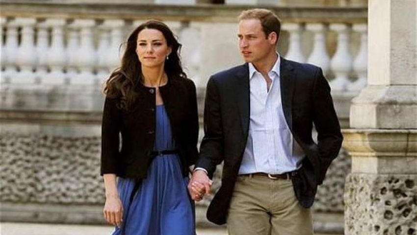 استعداد إعلامي ترقبًا للمولود الملكي البريطاني