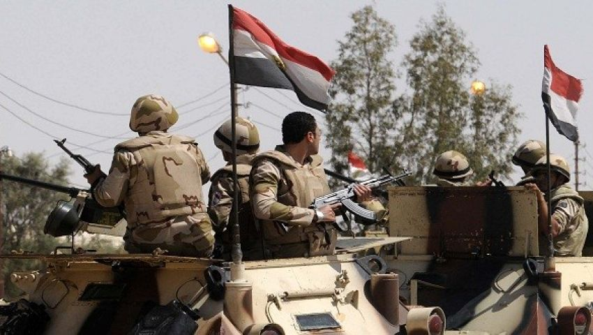 إحباط 3 محاولات لاستهداف قوات الجيش بسيناء