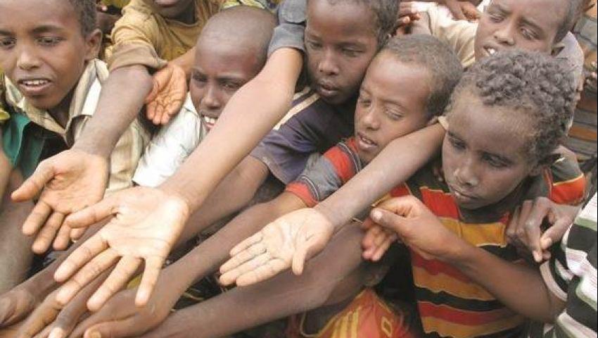 يونيسيف: 75 ألف طفل نيجيري مهددون بالموت بسبب المجاعة