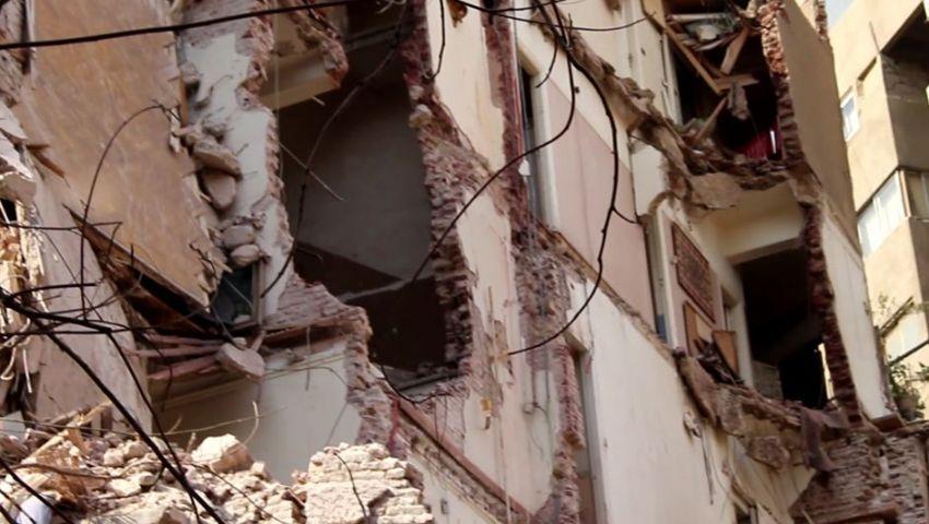 فيديو  هل يتورط ملاك الإيجار القديم في انهيار العقارات عمدا؟