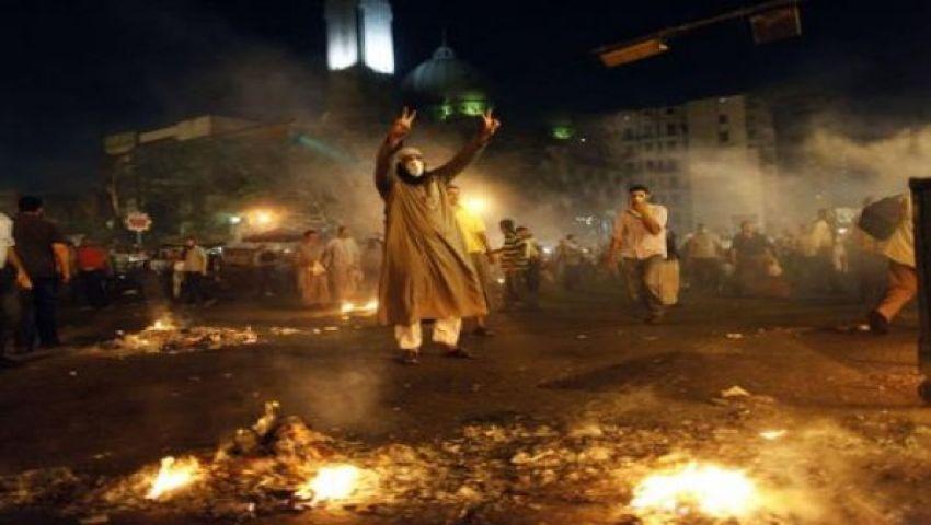 حياة مملوءة بالخوف تعود لشوارع القاهرة