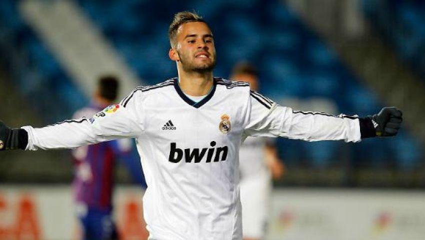 ريال مدريد يجدد عقد نجم المستقبل خيسي