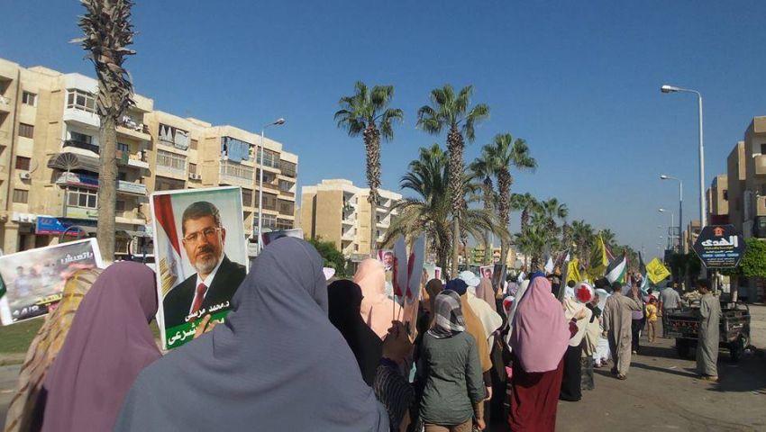 القبض على 21 من معارضي النظام بمظاهرات الإسكندرية