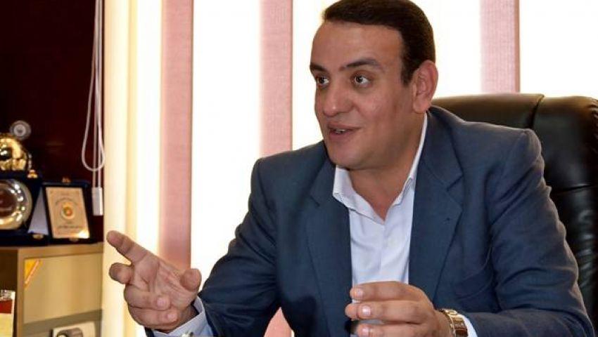 نائب رئيس حزب المؤتمر: الاستقالات سببها حماس الشباب ولم تقبل